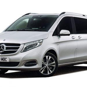 Tropic Rent a Car Tenerife, Alquiler de coches, Mercedes Vito