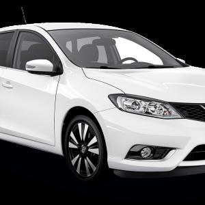 Tropic Rent a Car Tenerife, Alquiler de coches, Nissan Pulsar